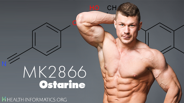 Ostarine (MK-2866) - Everything You Need To Know