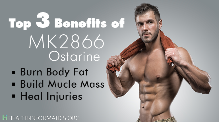benefits of ostarine (mk-2866)